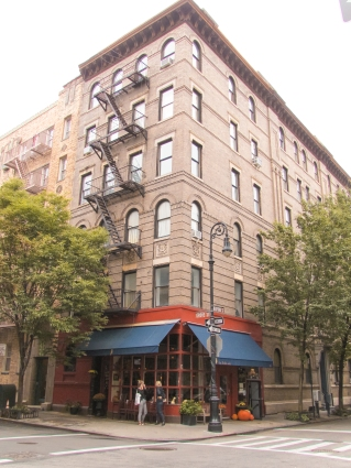 Edificio de la serie Friends